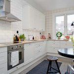 Как сделать минимальным ход за кухней