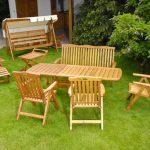 Как правильно выбрать садовую мебель