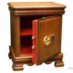Домашний сейф или банковская ячейка?