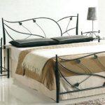 Кровати из металла, современно и изысканно