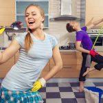Инструкция для тех, кто хочет заниматься домашним хозяйством