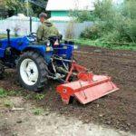 Нужен ли трактор на маленьком участке