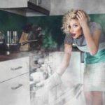 Как избавиться от запаха гари в доме