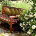 Уход за садовой мебелью