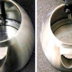 Как очистить чайник от накипи проверенными способами