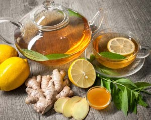 Имбирь с медом