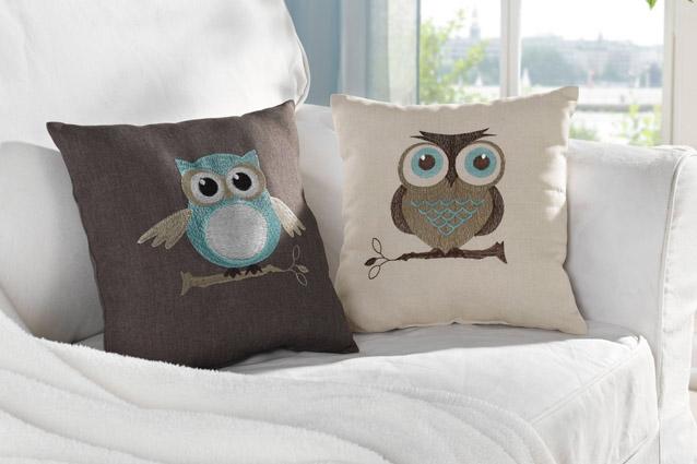 Эксклюзивные подушки своими руками фото