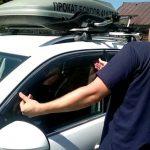 Установка дефлекторов на автомобиль