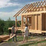 Почему все больше людей отдают предпочтение каркасной технологии строительства домов?